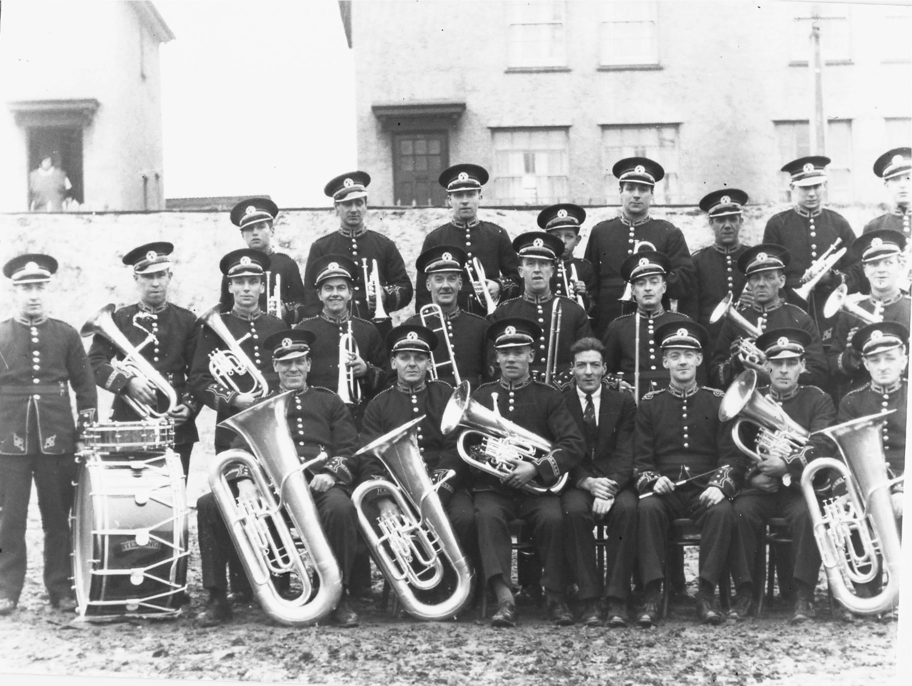 Betteshanger Band