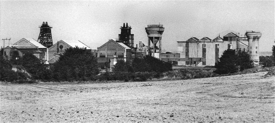 Betteshanger Colliery