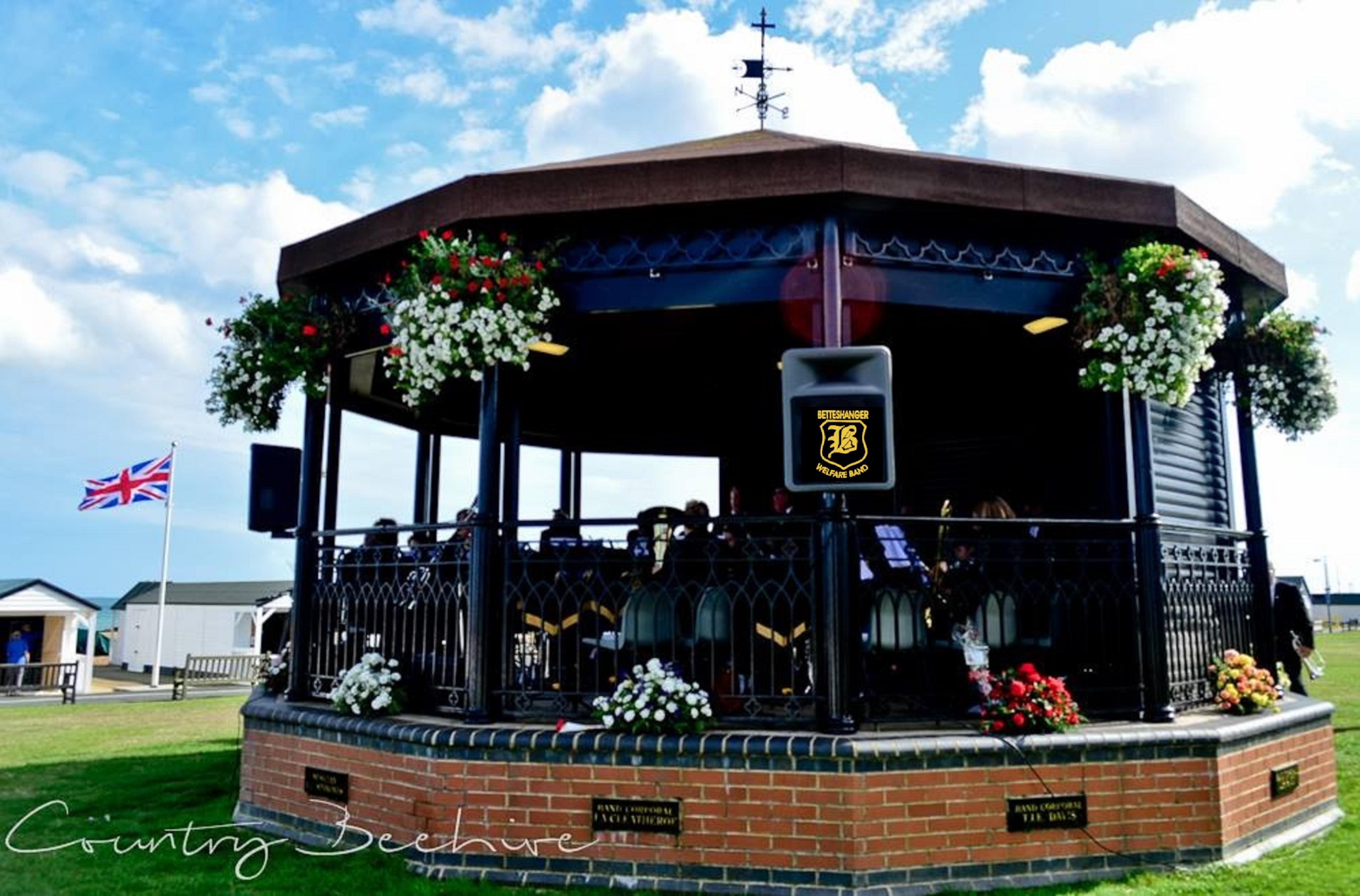 Deal Memorial Bandstand